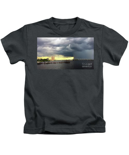 The Rivers Divide Kids T-Shirt