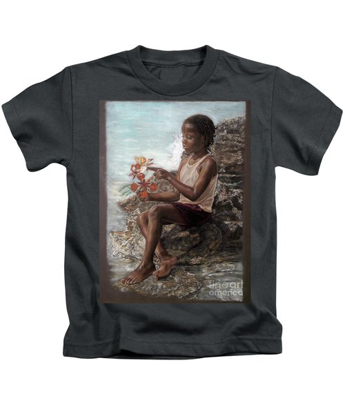 The Rock Garden Kids T-Shirt