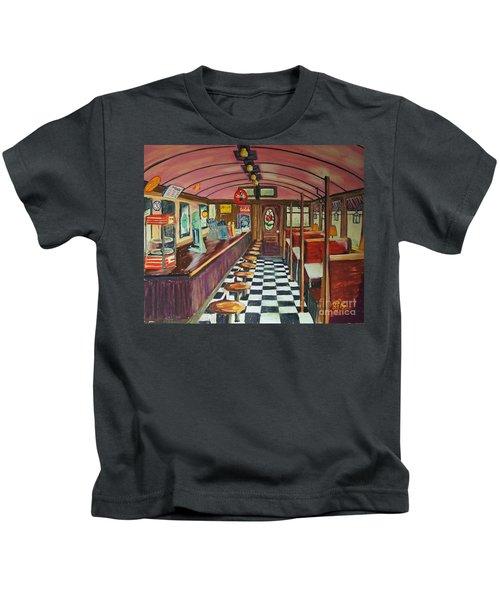 The Rose Diner Kids T-Shirt