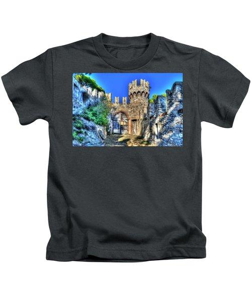 The Senator Castle - Il Castello Del Senatore Kids T-Shirt