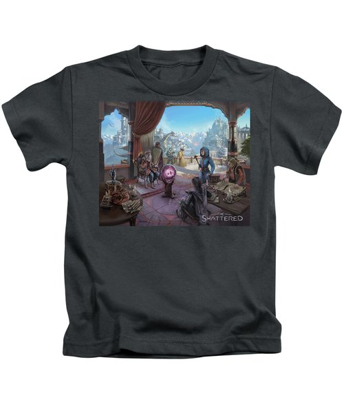 The Shattered Kids T-Shirt