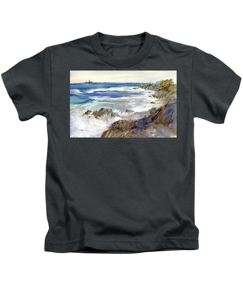 The Shores Of Falmouth Kids T-Shirt