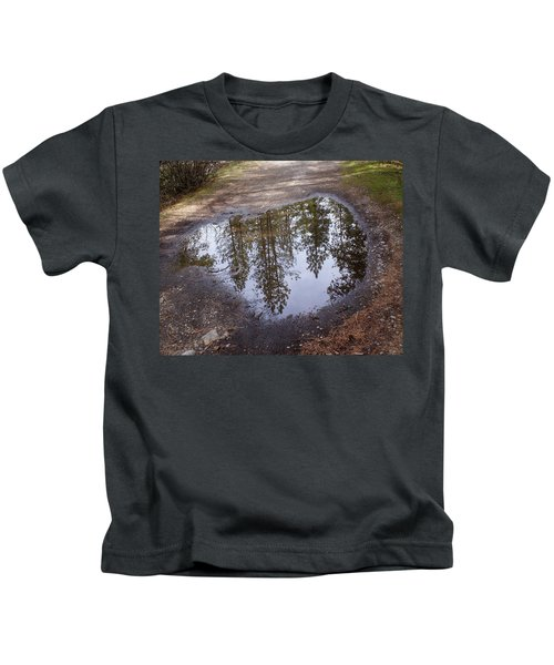 The Sky Below Kids T-Shirt