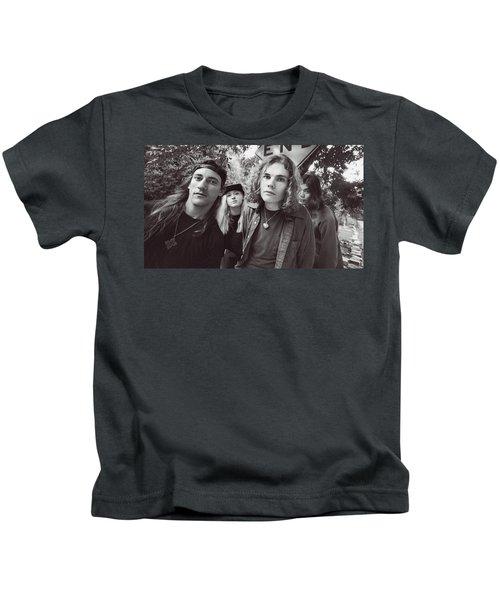 The Smashing Pumpkins Kids T-Shirt