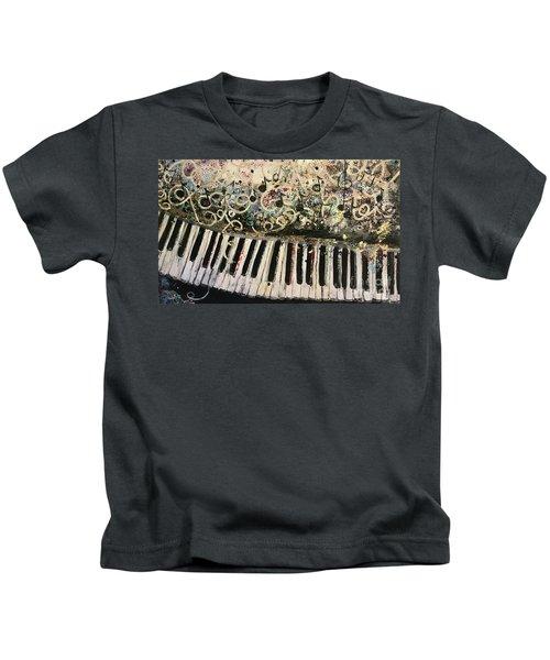The Songwriter  Kids T-Shirt