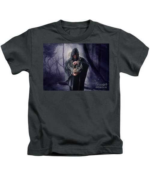 The Sounds Of Silence Kids T-Shirt