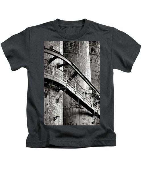 The Steel Citadel Kids T-Shirt