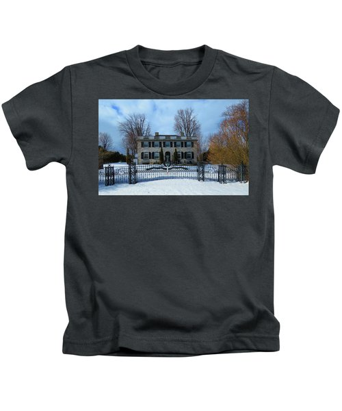 The Stone House Kids T-Shirt