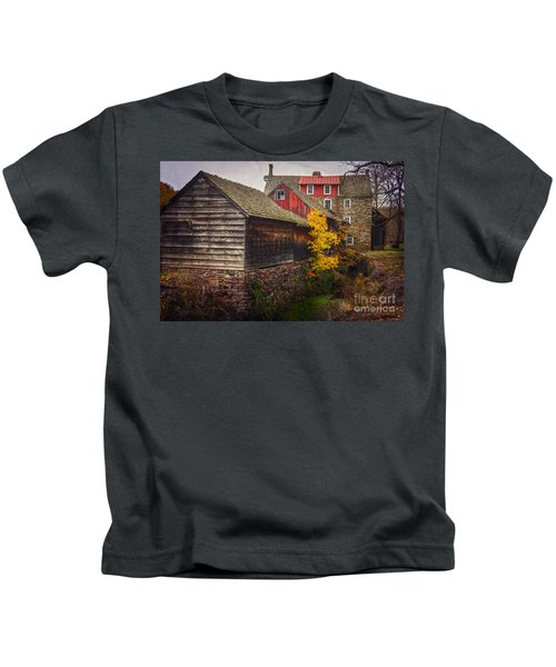 The Stover-meyers Mill Kids T-Shirt