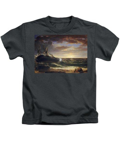 The Stranded Ship Kids T-Shirt