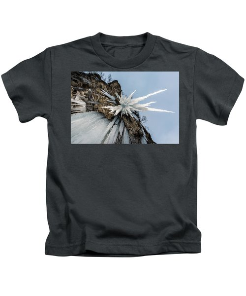 The Sword Of Damocles Kids T-Shirt