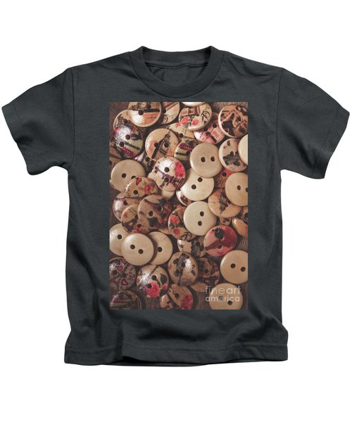 The Textile Pile Kids T-Shirt