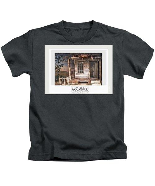 the Trip To Bountiful Kids T-Shirt