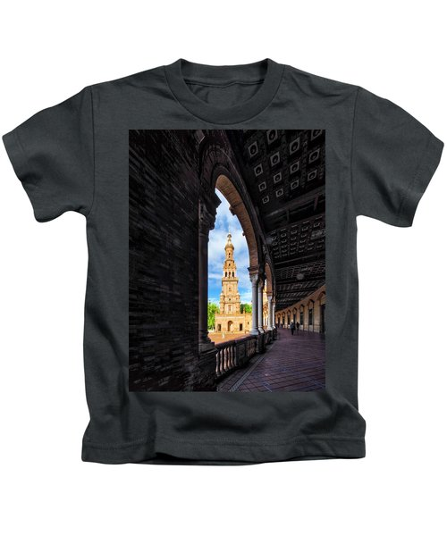 The View Again. Kids T-Shirt