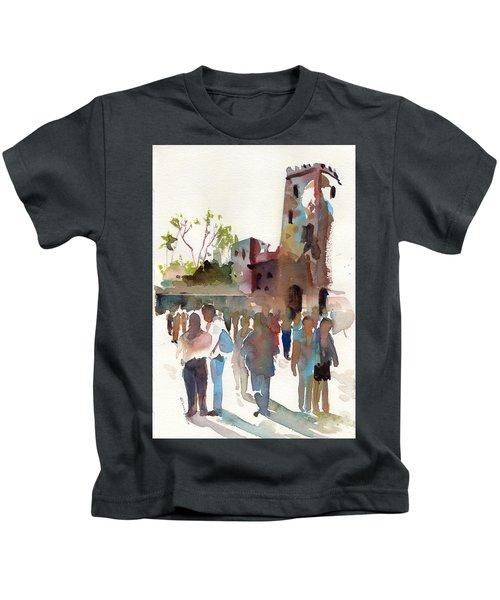 The Visitors Kids T-Shirt