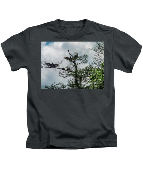 The Vultures Are Waiting Kids T-Shirt