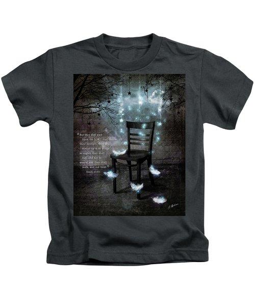 The Waiting Room II Kids T-Shirt