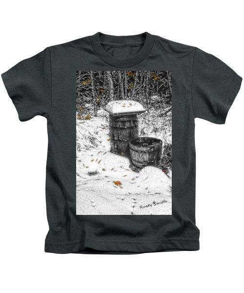 The Water Barrel Kids T-Shirt