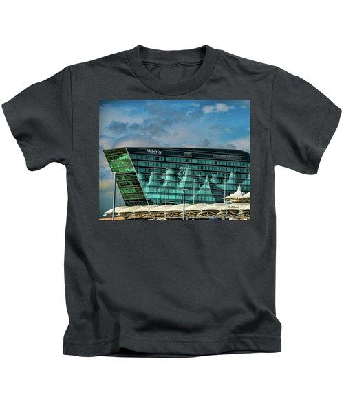 The Westin At Denver Internation Airport Kids T-Shirt