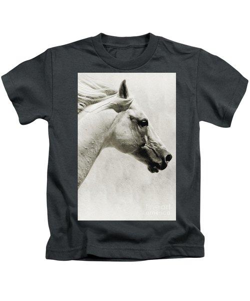The White Horse IIi - Art Print Kids T-Shirt