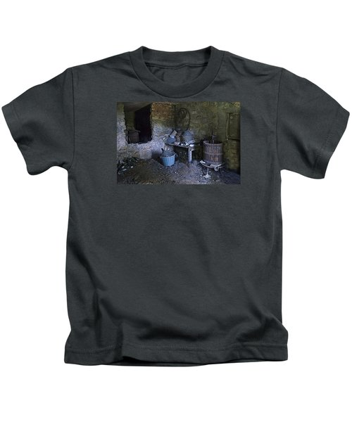 The Wine Cellar Kids T-Shirt