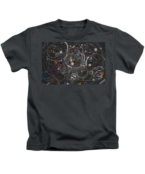 Theories Of Everything Kids T-Shirt