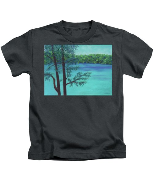 Thoreau's View Kids T-Shirt
