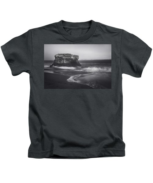 Though The Tides May Turn Kids T-Shirt
