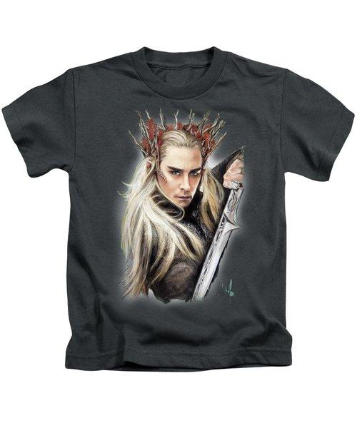 Thranduil / The Hobbit / Kids T-Shirt