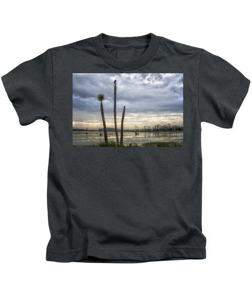 Three Sticks Kids T-Shirt
