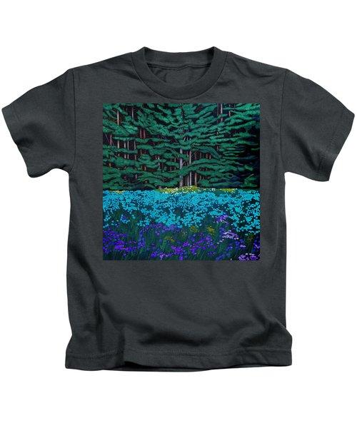 Threshold Of The Woods Kids T-Shirt