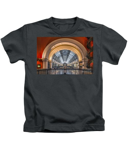 Through The Archway Kids T-Shirt