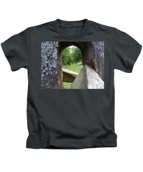 Through The Post Kids T-Shirt