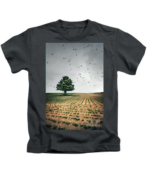 Thunder Arising Kids T-Shirt