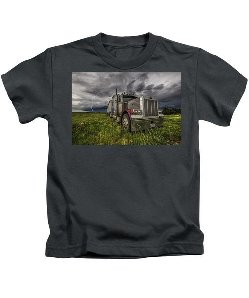 Thunderstruck Kids T-Shirt