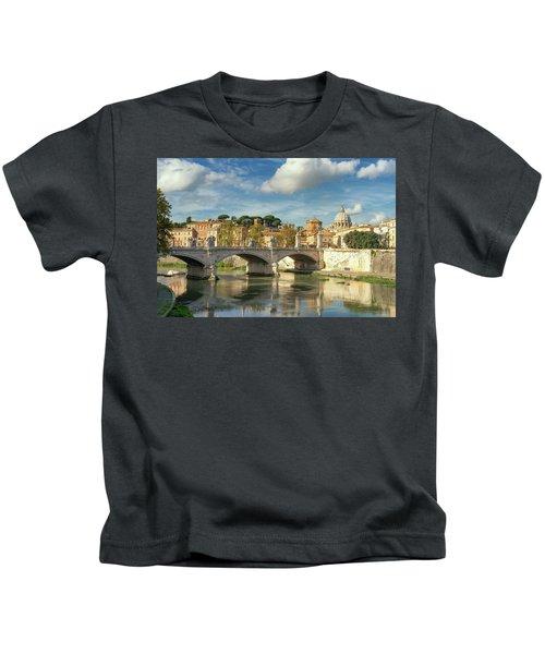 Tiber View Kids T-Shirt