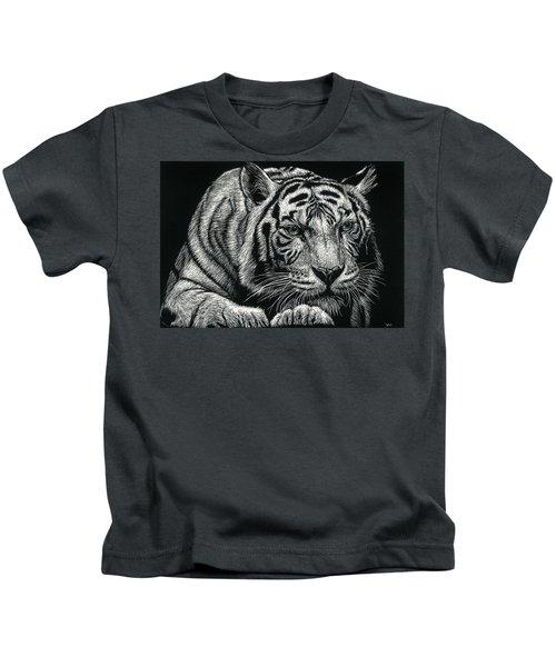 Tiger Pause Kids T-Shirt