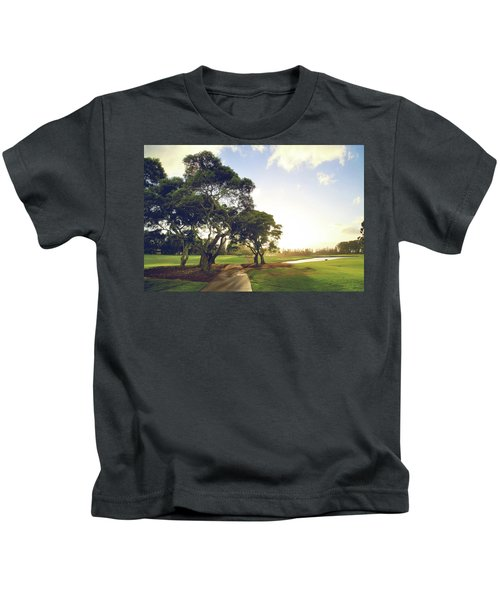 'til I'm In Your Arms Again Kids T-Shirt