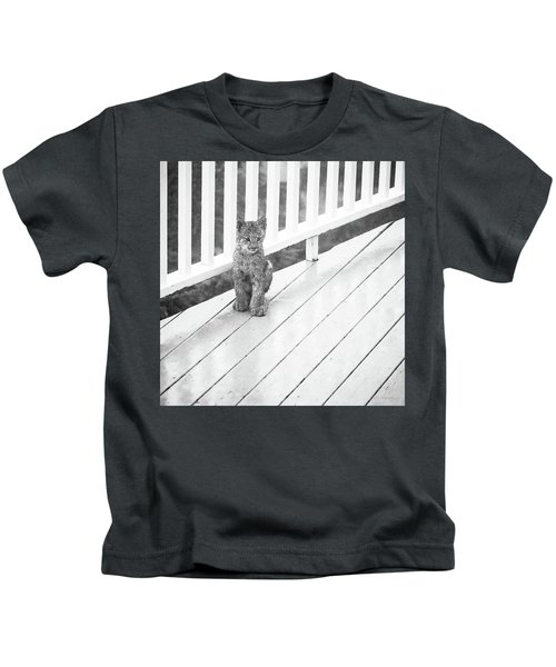 Time Out Bw Kids T-Shirt