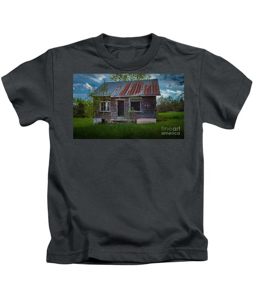 Tiny Farmhouse Kids T-Shirt