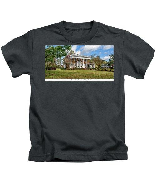 Tisdale Manor2 Kids T-Shirt