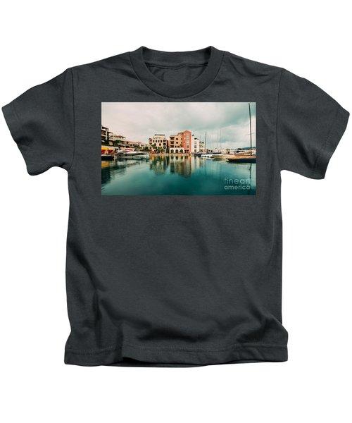 Tivat, Montenegro Kids T-Shirt