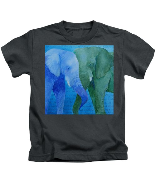 To Have And To Hold Kids T-Shirt