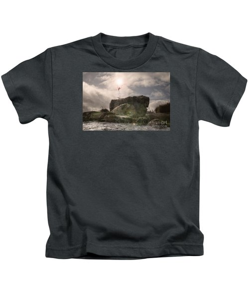 To Hold The Light Kids T-Shirt