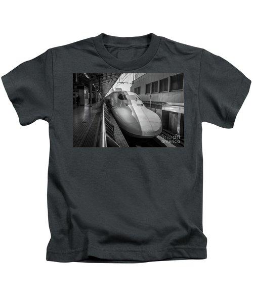 Tokyo To Kyoto Bullet Train, Japan 3 Kids T-Shirt
