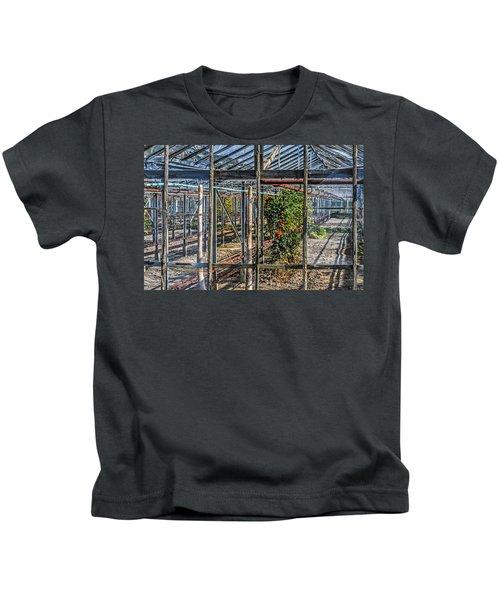 Tomatoes And Pumpkins Kids T-Shirt