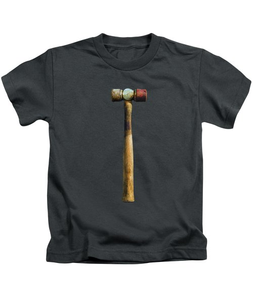 Tools On Wood 20 Kids T-Shirt