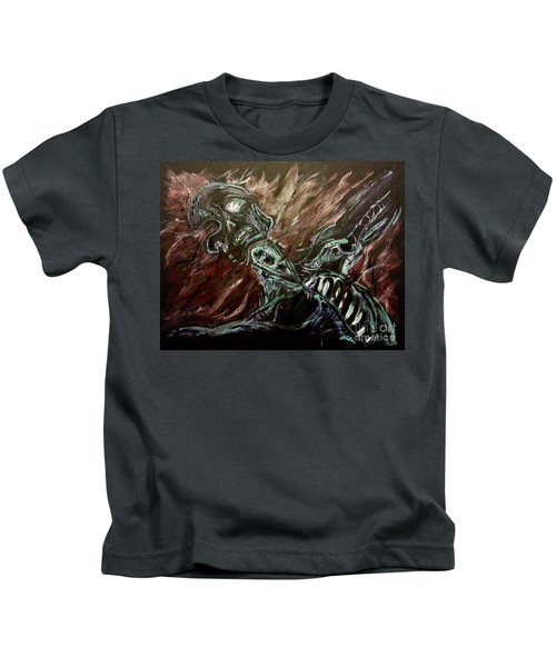 Tormented Soul Kids T-Shirt