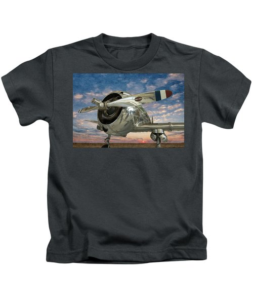 Touch And Go II Kids T-Shirt