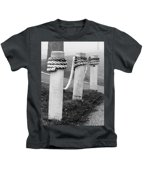 Tow The Line Kids T-Shirt